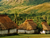 Village Of Navala - Fiji