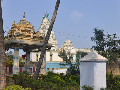 Village Temples