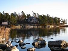 Villa Notsund - Uutela Vuosaari - Helsinki Finland
