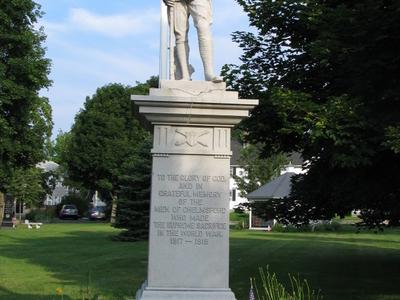 Vinal Statue