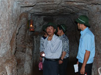 Túneles de Vinh Moc