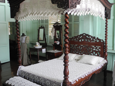 Vintage Bed Used In Early 1900
