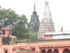 Vishnupad Temple Rear Side