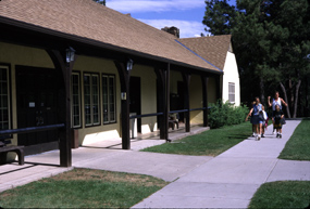 Visitor Center At Wind Cave National Park