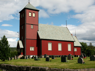 Vivestad Church