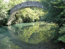 Voidomatis Old Bridge