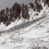 Volcanic Peaks Of Mt. Sneffels CO