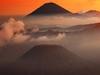 Volcanoes In Bromo Tengger Semeru