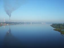 Volga Near Nizhny Novgorod