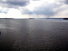 Volga River At Kazan