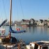 Vollendam Harbour