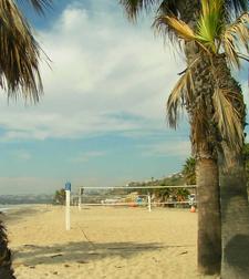 Volleyball At Capistranp Beach