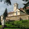 El ex convento franciscano