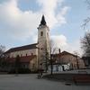 eran los restos de Iglesia de San Nicolás