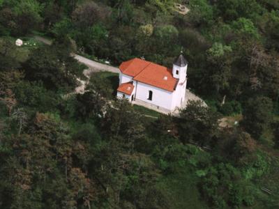 Vonyarcvashegy Szent Mihaly Hill