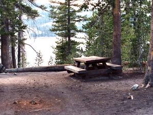 Voyager Roca Camping Area