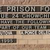 V S P W 2 4th Avenue Chowchilla California Sign Oct 2 0 0