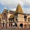 Mercado edificio del Ayuntamiento