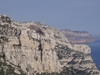 Vue On  Marseille And  Cassis  Calanques