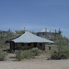 Vulture City Ghost Town Houses