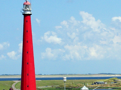 Lange Jaap Lighthouse