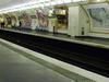 Line 10 Platforms At Vaneau