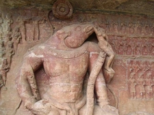Vishnu As Varaha In Cave 5