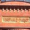 Vegetable Market Building