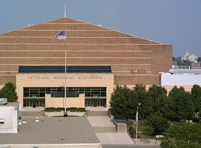 Veterans Memorial Auditorium