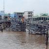 Vietnam Ben Tre Bridge
