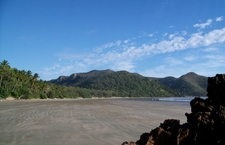View Across Cape Hillsborough National Parks
