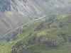 View Down To  Llanberis  Pass