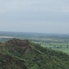View From Top Of Jayanti Devi Temple