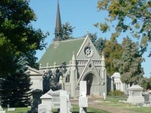 Fairmount Cementerio