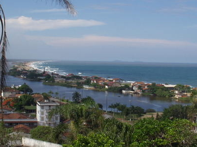 Lake Of Barra Velha