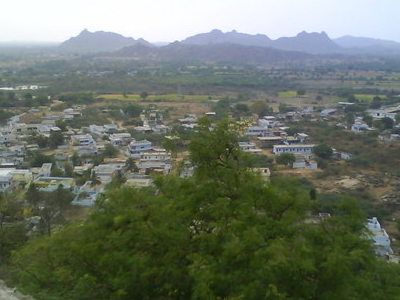 View Of Yadagirigutta India