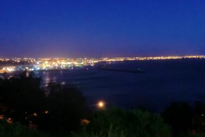 The Port And Coastline Of Safi