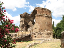 The Mausoleum Of Villa Gordiani