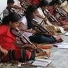 Violin Class At Jawahar Bal Bhavan