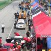 Virginia International Raceway Pit Road