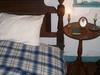 Virginia Poe's Bed