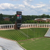 Scott Stadium During Summer