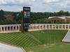 Scott Stadium During Summer