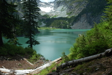 Virgin Lake Blanca Lake
