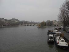 View Of La Seine