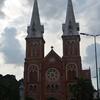 View Of Saigon Notre Dame Basilica