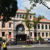 View Of Saigon Central Post Office