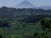Volcan De Agua As Seen From Tecpan