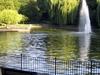 The Swan Pond In Volkspark Friedrichshain