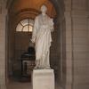 Voltaires Statue
